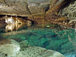Turquois Lake