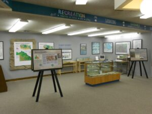Harmony Visitor Center and Sinkhole 3