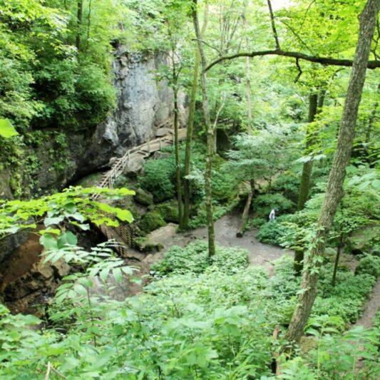 Maquoketa Caves State Park 2
