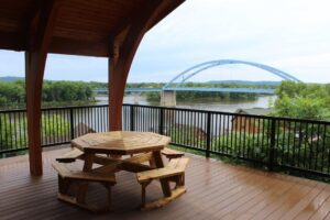 Marquette Scenic Overlook and Mississippi River Boardwalk 3
